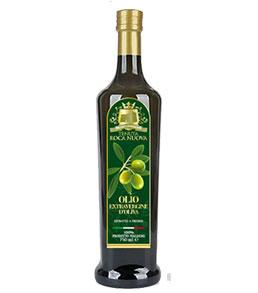 OLIO EXTRA VERGINE DI OLIVA - BOTTIGLIA DA 750 ml