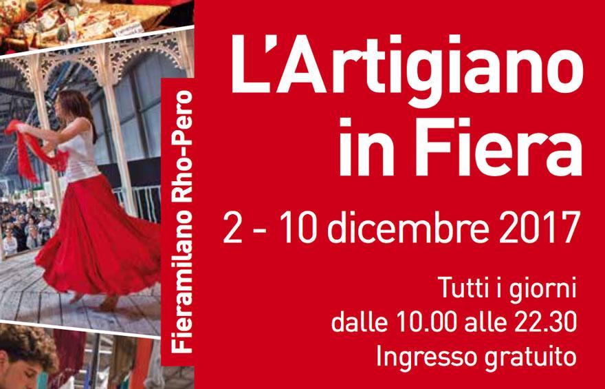 Dal 2 al 10 dicembre – MILANO – ARTIGIANATO IN FIERA- Padiglione Puglia